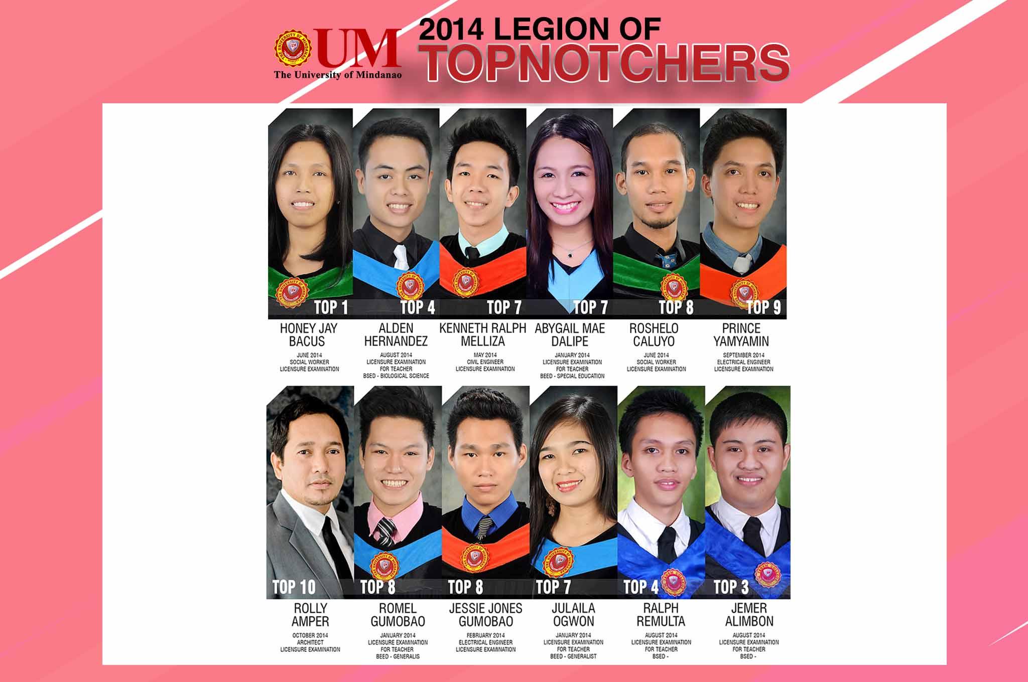 2014 Legion