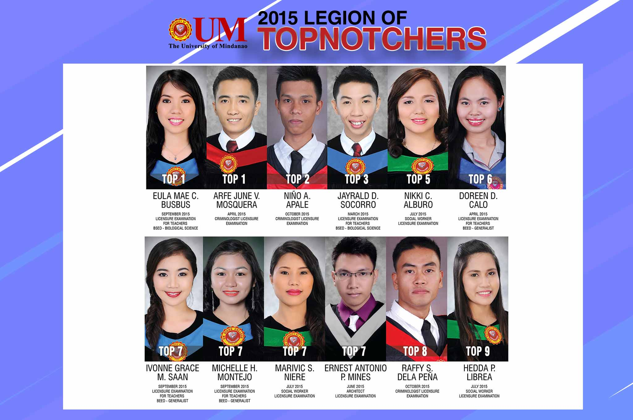 2015 Legion